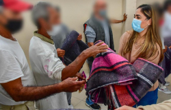 DIF Reynosa apoyó a internos del CEDES