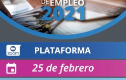 Feria Virtual de Empleo abierta a registro de empresas