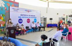 Más de 2,807 menores con discapacidad se han beneficiado con el programa «Contigo Soy Capaz»