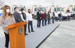 Entregó Alcaldesa de Reynosa maquinaria y equipo por 62 MDP