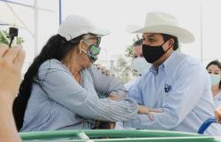 Entrega Francisco Cabeza de Vaca más espacios para la convivencia social.