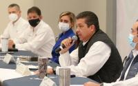 Gobierno de Francisco Cabeza de Vaca y Mesas de Seguridad de Tamaulipas son ejemplo nacional en reducción de índices delictivos.