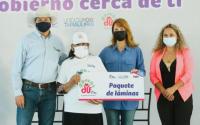 Refrendan Gobierno y DIF Tamaulipas su compromiso con las familias más vulnerables.