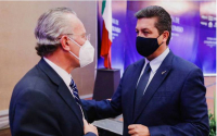 Respalda COPARMEX Nacional políticas y acciones del Gobierno de Francisco Cabeza de Vaca.