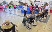 DIF Reynosa entregó sillas de ruedas