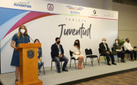 Beneficia Municipio a reynosenses con Tarjeta Juventud