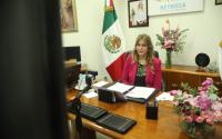 Incluyen a Alcaldesa de Reynosa en foro de liderazgo latinoamericano