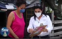 Entrega Municipio tarjetas de Becas hasta domicilio de estudiantes