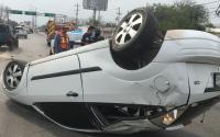 Previene PCyB a conductores por incremento de accidentes vehiculares