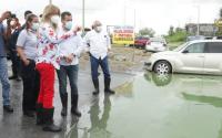 Limpia Municipio rejillas y pluviales, prevalece posibilidad de lluvias