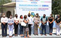 Pavimentó Municipio calle Circunvalación 13 con casi 9.5 MDP