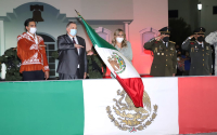 Conmemora Ayuntamiento de Reynosa 211 años del Grito de Independencia