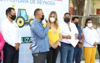La ciudadanía y toda la comunidad escolar estará con usted: Profr. Fco. J. Hinojosa