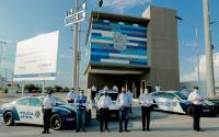 Inaugura Gobernador nueva Estación Segura en Reynosa.