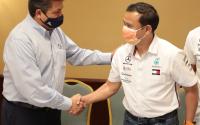 Petrolera mundial elige a Tamaulipas como base de operaciones para trabajos de exploración en el Golfo de México.
