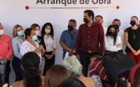 Anunció Carlos Peña año del agua para Reynosa