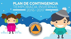 plan contingencia  temporada invernal