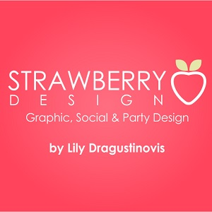 strawberry design
