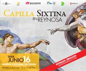 banner capilla sixtina